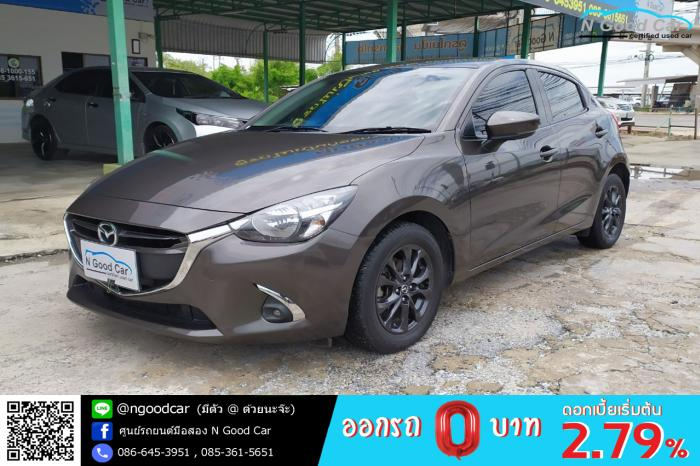 MAZDA 2 HIGH CONNECT 1.3 HATCH BACK AT ปี2018