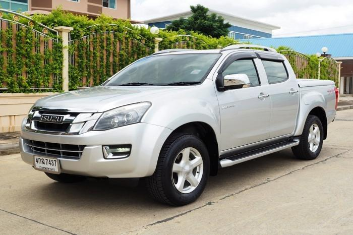 2015 D-MAX ALL NEW CAB-4 V-Cross 3.0 Navi 4WD Push Start