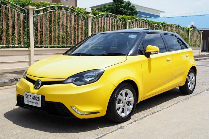 MG 3 1.5 X (Two tone) ปี 2016