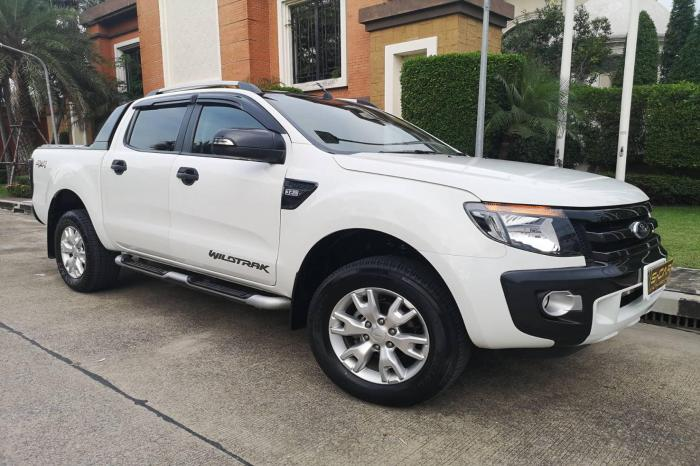 FORD RANGER, 3.2 WILDTRAK DOUBLE CAB 4WD