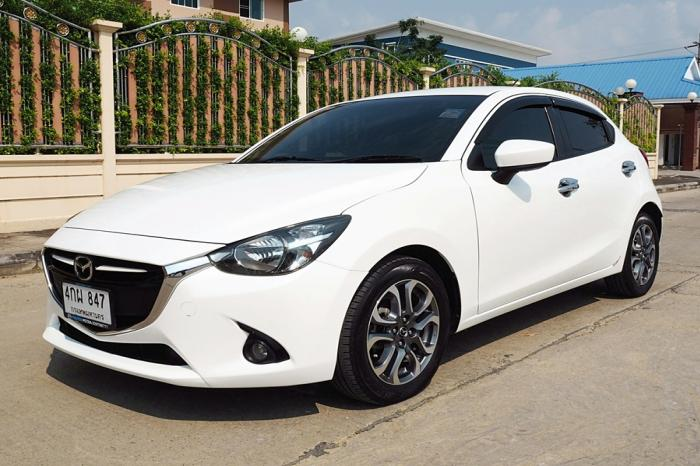 MAZDA 2 1.5 SKYACTIVE XD SPORTS HIGH PLUS ปี15