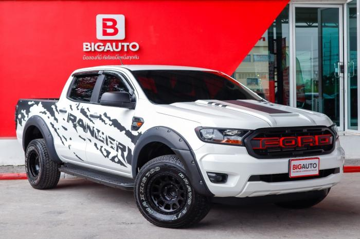 ปี 2020 Ford Ranger 2.2 Double Hi-Rider XLS MT