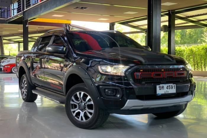 FORD RANGER, 2.0  HI- RIDER 4x2 WILDTRAK DOUBLE CAB 2019 AT